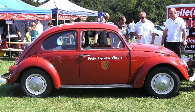 Volkswagen Käfer Feuerwehr welver