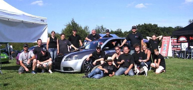 VW Scene Hamm Gruppenfoto
