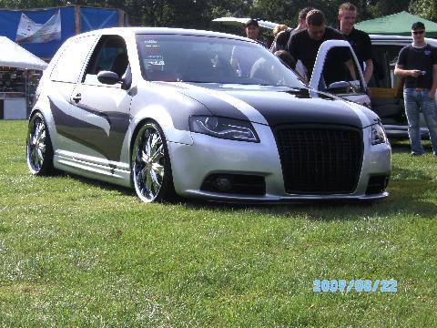Golf mit Audi Front