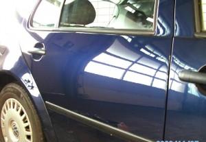 Golf IV Delle Tür NACHHER Foto 2