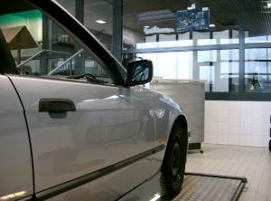 BMW Touring Delle nachher